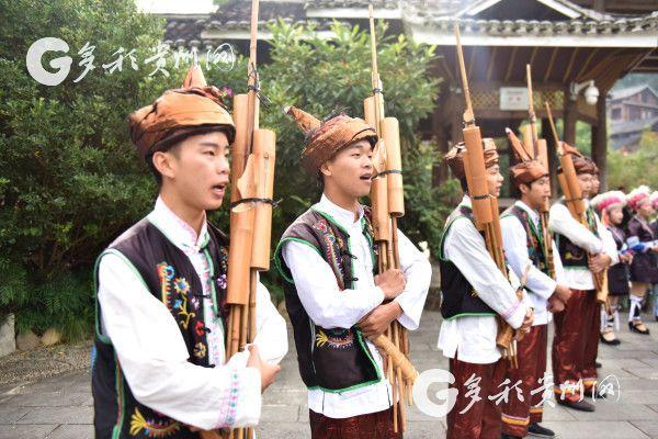 听侗歌、品米酒!这个观摩团在贵州感受苗、侗文化的魅力